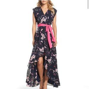Eliza j flower print dress
